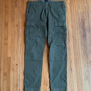 J. Crew Stretch 484 Slim Fit Cargo Pant